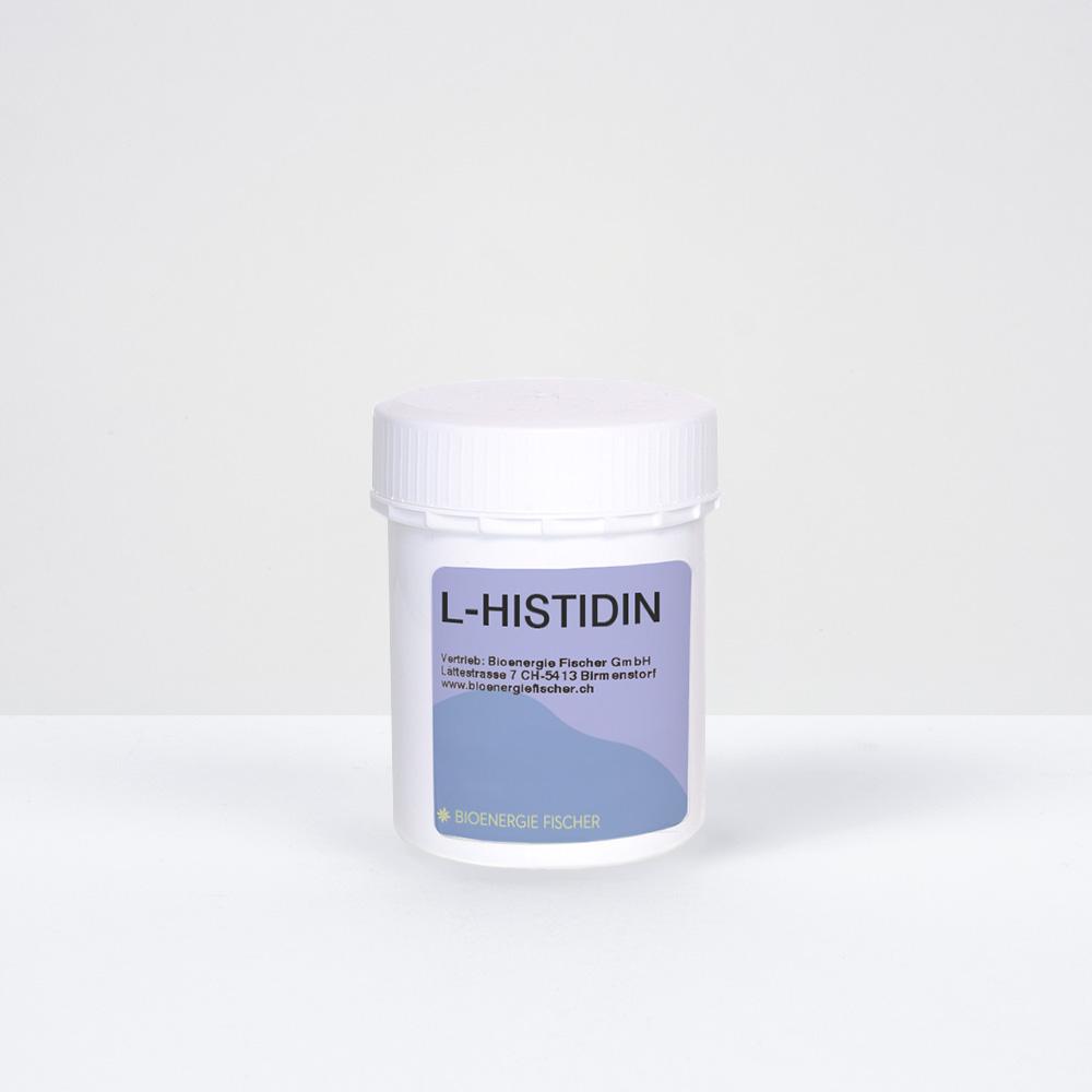 L-Histidin Pulver
